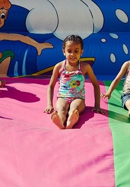 Beach Party Slide