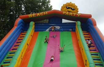 Beach Party Slide