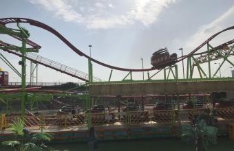 Spinning Coaster