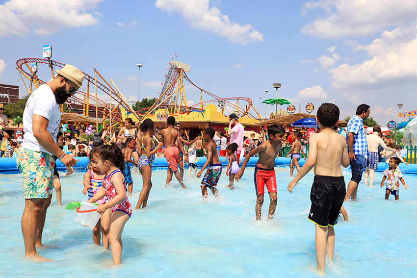 The Beach Brent Cross Is About Encouraging An Active Way Of Life