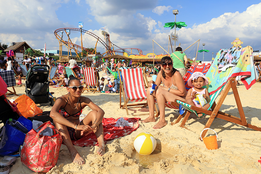 Why You Should Visit The Beach Brent Cross