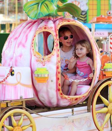 Kids Rides